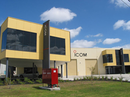 Icom Australia Office
